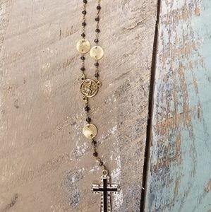 Jewelry - Rosary necklace